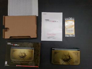 Majoras Mask 3ds complete in box system