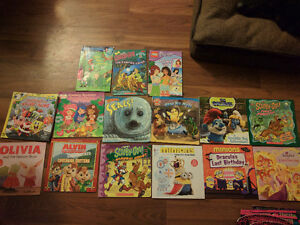 31 childrens books 20$ for all or 1$ each