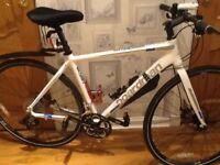 Immaculate BOARDMAN. hybrid bicycle