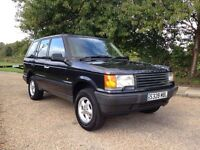 Range Rover 2.5 dse Auto Diesel FULL SERVICE HISTORY PX/WELCOME