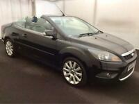FORD FOCUS CC 2.0TDCi CONVERTIBLE> NEW REDUCED SALE PRICE OFFER