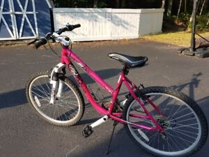 Girls bike - good condition