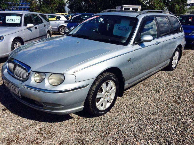 2001 Rover 75 2 0 Cdt Club Se Diesel Estate In Derby