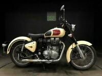 ROYAL ENFIELD BULLET 500 CLASSIC EFI. 16. ONLY 2800 MILES. NICE EXHAUST. VGC