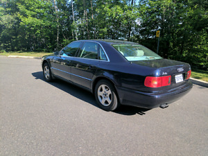 Audi A8 1997 178 000 km