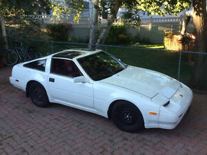 Price reduced Must sell 1987 Nissan 300ZX NA Coupe T-top