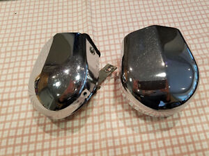 Pair of HD cow bells (horn covers)