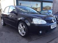 2006 56 Volkswagen Golf 2.0TDI Sport 5DR LAST OWNER 10 YEARS 12 SERVICE STAMPS!!