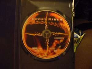Ghost Rider with Nicolas Cage & Eva Mendes on DVD Windsor Region Ontario image 3