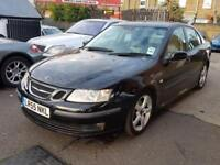 Saab 9-3 2.0t auto 2005MY Vector 4dr FSH 2 Keys GC Free Warranty