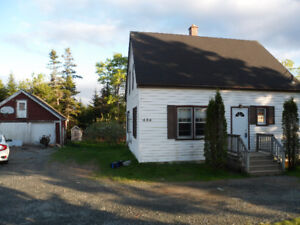 House for Rent - OVER 1 ACRE - August 1st - West Chezzetcook -