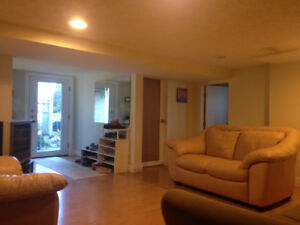 One furnished room close to Uvic and uptown  available Jan 1st