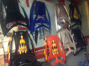 New& used rev & zx parts call -709-597-5150-