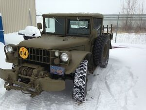 1952 Canadian army M37  Dodge Power wagon