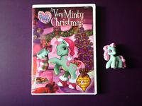 My Little Pony dvd. A Very Minty Christmas