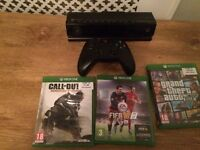 Xbox one 3 games one controller
