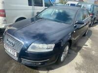 Audi A6 2007 non runner 145k on last MOT spares or repairs