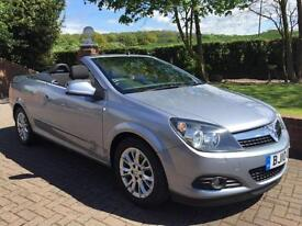 VAUXHALL ASTRA 1.8i SPORT TWIN TOP 2DR CONVERTIBLE 2010 10