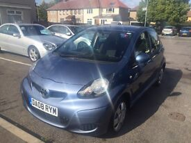 TOYOTA AYGO✅ NICE AND CLEAN ✅NO ISSUE✅PRICE FOR SALE