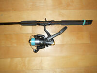 Canne moulinet Mitchell, Shakespeare Fishing rod&reel