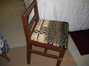For sale Small Chair with new cover
