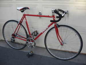 "A few Medium Size, 22"" frame Road Bikes: Miele, Trek, Schwinn"