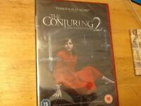 The conjuring 2 dvd brand new sealed