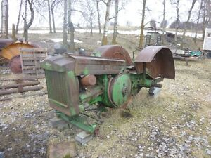 "FOR SALE - John Deere ""D"" and JD Field Cultivator"
