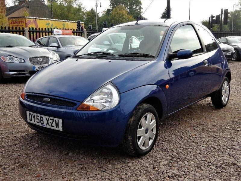 2008 Ford KA 1.3 Style 3dr
