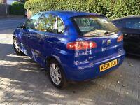 Seat Ibiza SE 1.4 Petrol 04 Plate