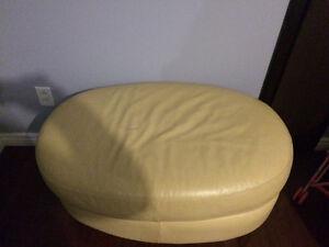 Natuzzi leather living room set St. John's Newfoundland image 4