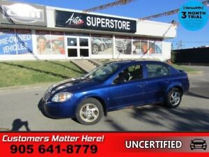 2007 Pontiac G5 Base  AS IS (UNCERTIFIED) AS TRADED IN