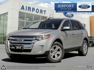 Ford EDGE SEL with only 49,634 kms 2013