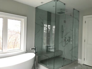 Glass Shower Door $150 up, Glass Sliding Door $399 up