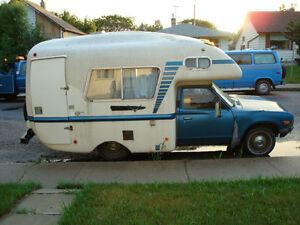 Wanted 72-79 Datsuns,Trucks..Reward of $900.on 4X4 Regina Regina Area image 8