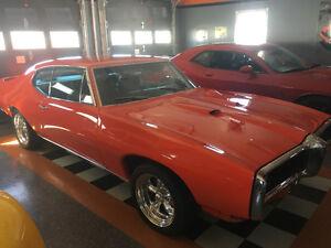 1968 Pontiac Tempest lemans Coupé (2 portes)