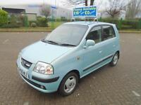 HYUNDAI AMICA 1.1 CDX * £15 Per Week..£O Deposit * 2006 Petrol Manual in Blue