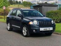 2008 Jeep Compass 2.0 CRD Limited 4x4 5dr