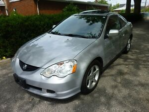 2004 Acura RSX premium Coupe (2 door)