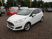 2014 Ford Fiesta 1.0 ( 100ps ) EcoBoost ( s/s ) Zetec