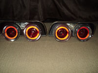 1968 Charger taillights