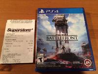 Star Wars Battlefront for PS4