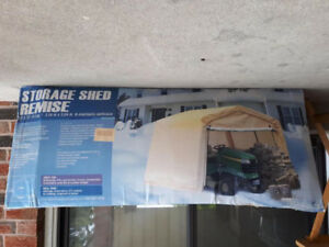 BNIB 10' x 10' Storage Shed - $300