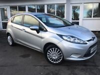 Ford Fiesta Style 1.4TDCi068 (silver) 2009