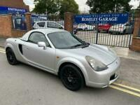 2002 Toyota MR2 1.8 VVT-i Roadster 2dr Convertible Petrol Automatic
