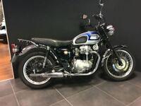 1999 Kawasaki W650 W 650 Modern Retro Good Condition 22,115 Miles