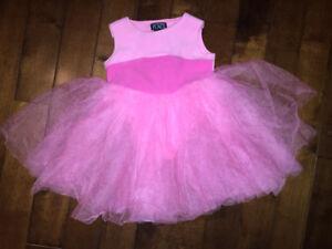 Danse Princesse rose Tulle 12-24 mois
