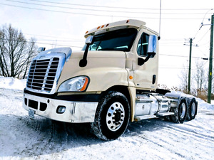 Freightliner cascadia wet kit double action