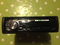 Pioneer MVH-X360BT Digital Media Receiver / Head Unit / Radio