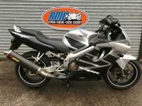2006 (06) Honda CBR600F 600cc Sports Silver